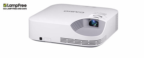 Proyector Led Casio Xj-v1 Core Series Lamp Free Hdmi