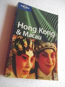 * Livro Hong Kong & Macau Lonely Planet Steve Fallon G