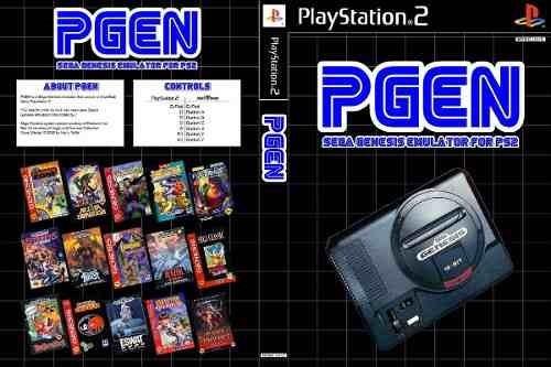 Emulador De Mega Drive Para Pc E Ps2