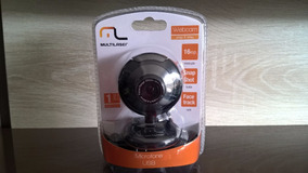 Web Cam Multilaser 16mp Wc044