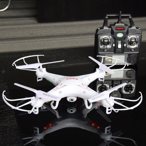 Syma X5c-1 Nova Versão Explorers Quadrotor Modo 2 Com Câmera