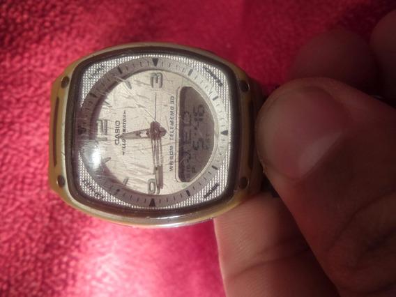Sucata Relógio Casio Aw-81 - Maquina Do Tempo