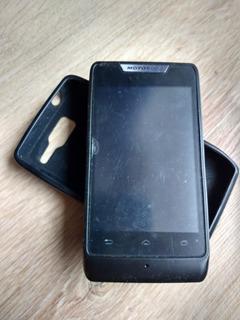 Motorola Razr D1 Xt915, 3g, Wifi, Tv, Cam 5mp, Original