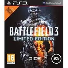 Battlefield 3 Limited Edition+ Cod Mw3- Ps3 - Mídia Original