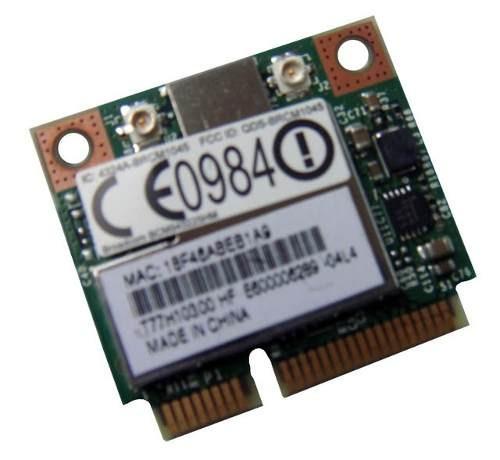 Placa Pci Wireless Express Acer 5741z - Bcm943225hm