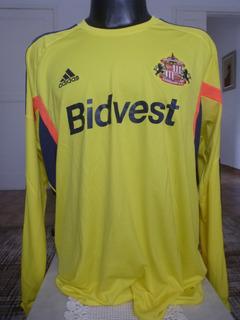 Camisa Importada adidas Sunderland - Tamanho: Ggg
