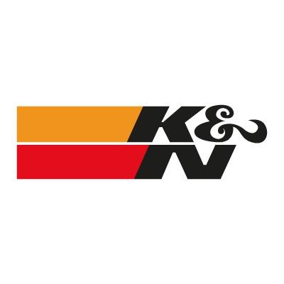 Adesivo K&n Kn K &n Filtro Esportivo Euro Moto Fusca Gol Kn