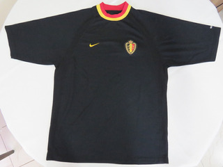 Bélgica Camisa Original Nike Ano 2000