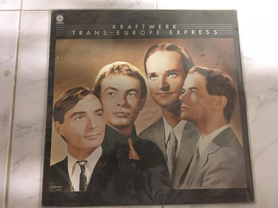 Lp Kraftwerk - Trans Europe Express