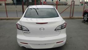 Mazda Mazda 3 4p I 2.0l Aut 2012