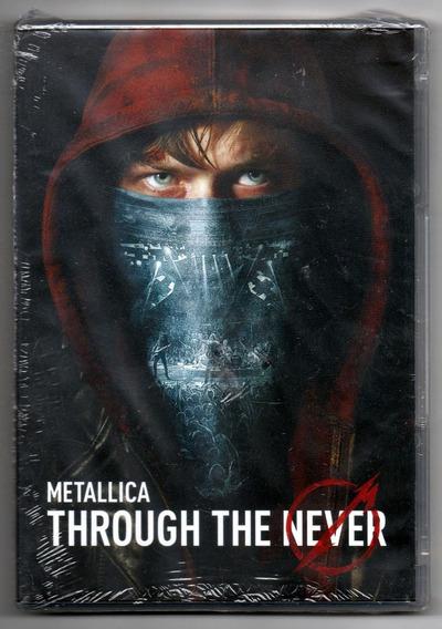 Metallica Through The Never Dvd - Los Chiquibum