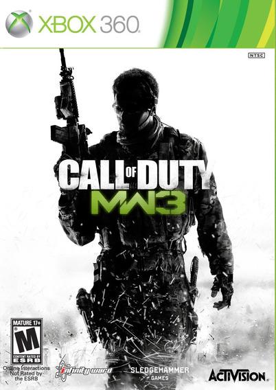 Call Of Duty Modern Warfare 3 Xbox 360 - Físico | Playgorila