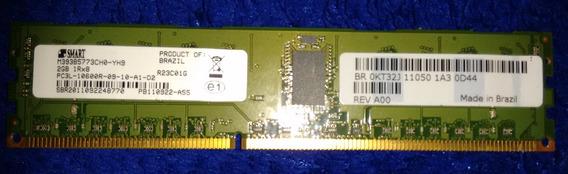Memoria Smart / Dell 2gb 1rx8 Ddr3 Pc3l- M393b5773ch0-yh9