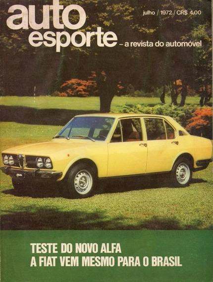 Auto Esporte Nº93 Alfa Romeo Alfetta Dodge Se Bmw R75/5