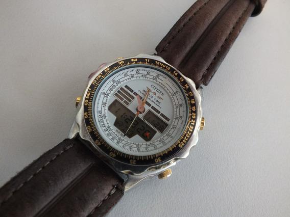 Relógio Citizen C 080 Usado - Revisado