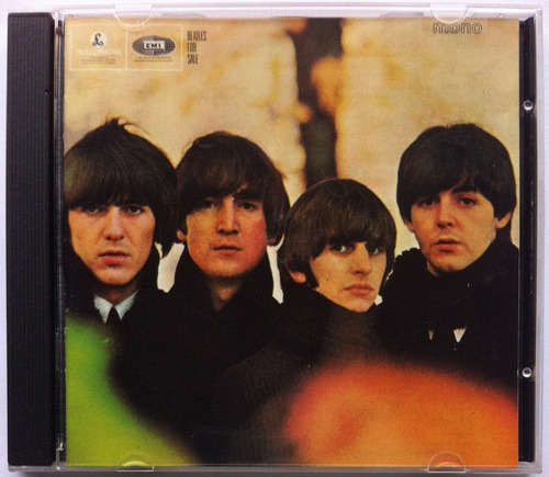 The Beatles. Beatles For Sale. Cd Original, Como Nuevo