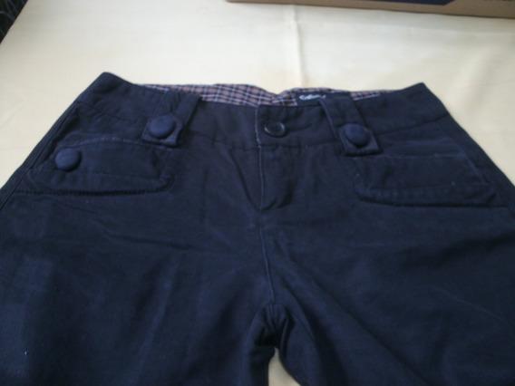Pantalones De Dama Medio Tiempo
