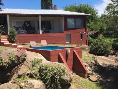 Alquilo Casa En Lago Azul. Villa Santa Cruz Del Lago. Carlos