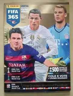 Figurinhas Do Album Fifa 365 De 2016 - Avulsas