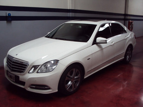Mercedes Benz Clase E 250 Blue Efficiency Avangarde