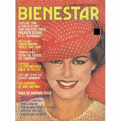 Revista Bienestar Dic 1980 # 101 Editorial Amertsa Revistas