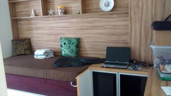 Apartamento Em Praia Grande, No Bairro Aviacao - 3 Dormitórios