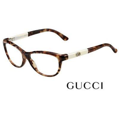 92f02e46e Armação Feminina Gucci Modelo Gg 3626 6ff - 54 - R$ 998,00 em Mercado Livre