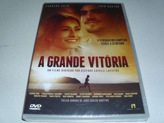 Dvd A Grande Vitória Com Sabrina Sato E Caio Castro