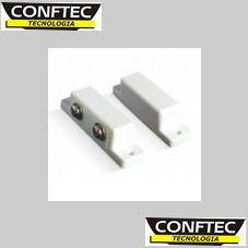 Sensor Magnético Com Fio P/ Alarmes E Cercas Top Aquicompras
