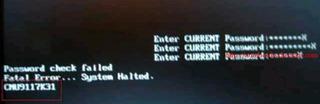 Mini Hp 110 Y Cq10 Bios Password Envio Inmediato Y Gratis