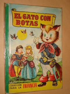 Coleccion Para La Infancia El Gato Con Botas