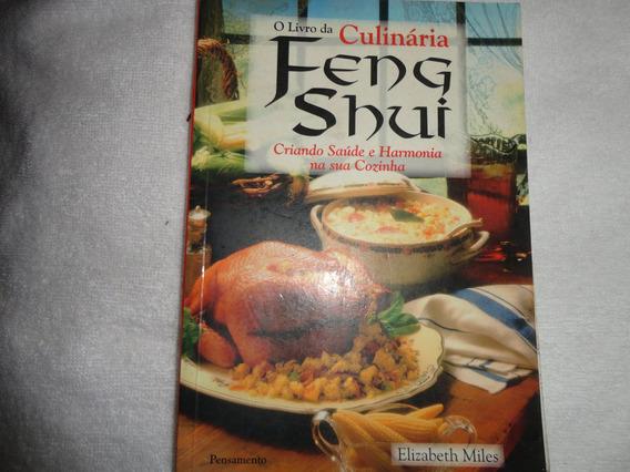Livro Culinária Feng Shui