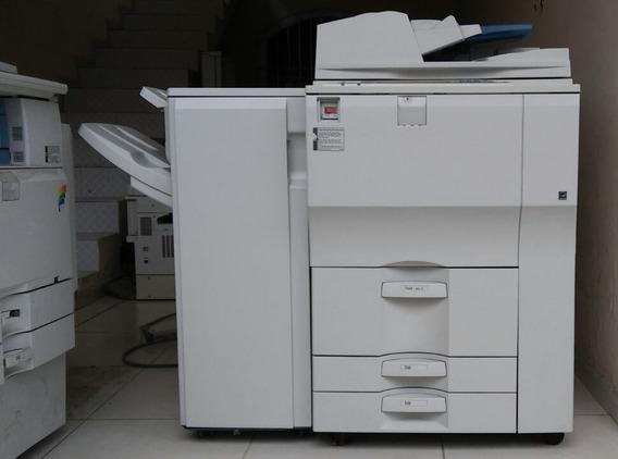 Ricoh Mp 5500, Copiadora, Impressora E Scanner.