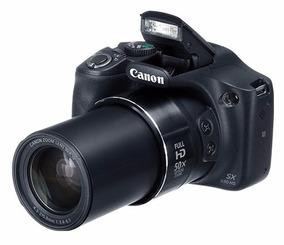 Maquina,camera Canon Powershot Sx530 Hsl- Wi-fi,16.1 Mp