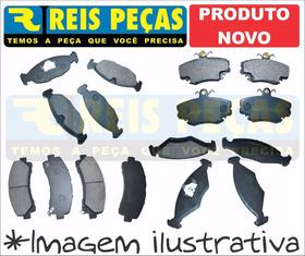 Pastilha Freio Gm Camaro 6.2 V8 16v 10/1
