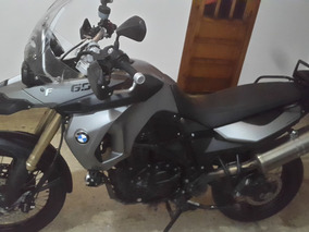Bmw F800gs 2009 Impecable 29000 Km