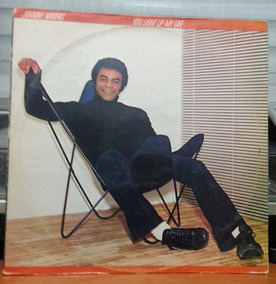 Johnny Mathis - You Light Up My Life - 1978(lp)