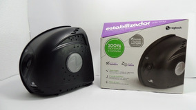 Estabilizador Ragtech Side Way 300va 300v Monovolt Preto