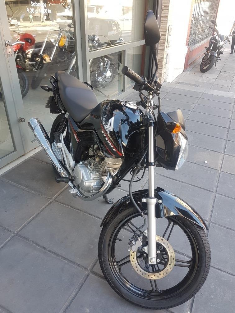 PUERTO MOTOS   HONDA CG TITAN 150