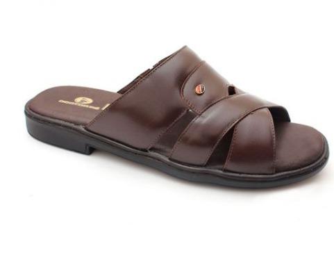 Sapato Masculino Confortável - Café | Doctor Pé