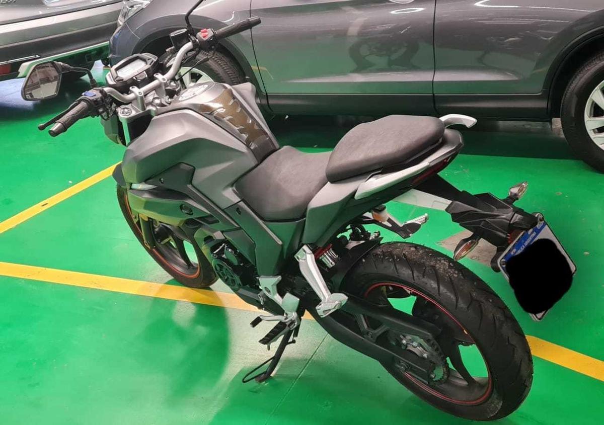 Moto Gilera VC 200 NAKED ficha tecnica ECCOMOTOR - YouTube