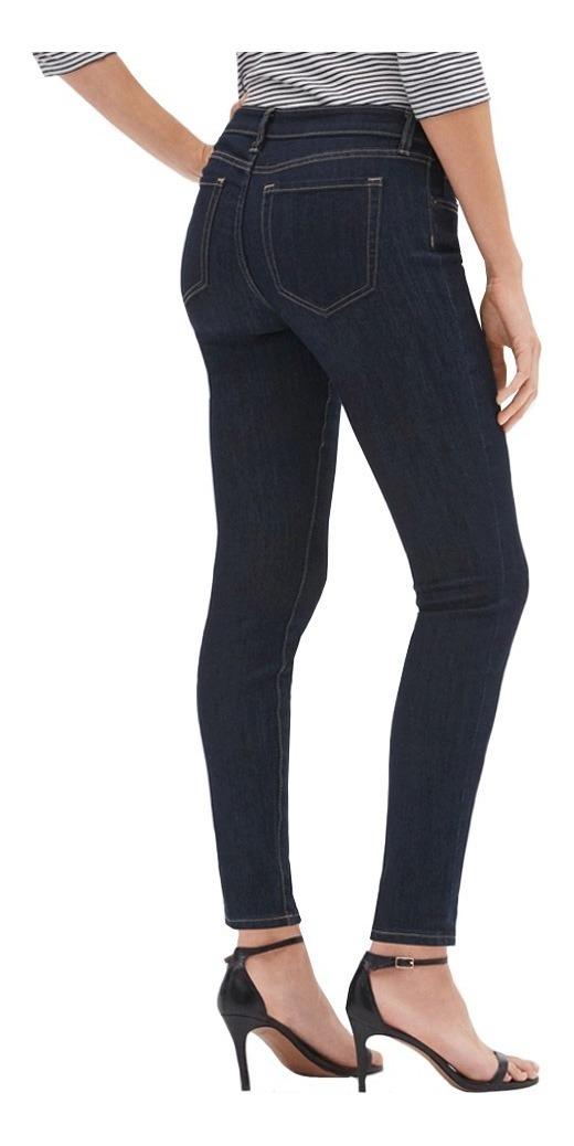 Jeans Dama Leggings Pantalón Mezclilla Mujer Azul 647245 ...