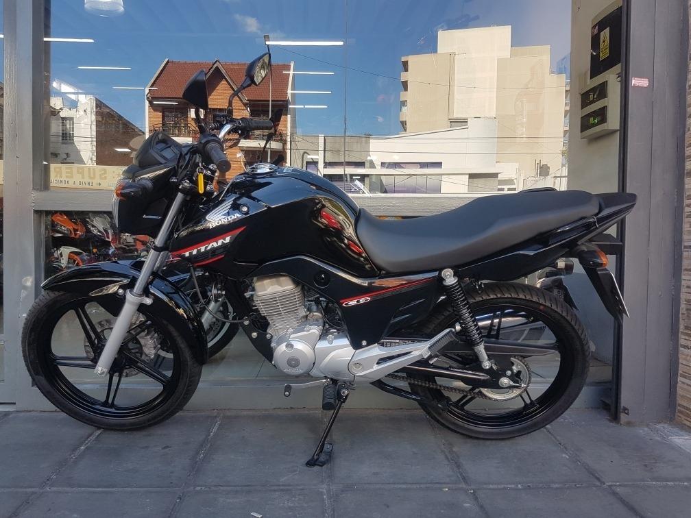 Honda Cg 150 Titan (mix) Es 2010 Flex - R$ 6.100 em