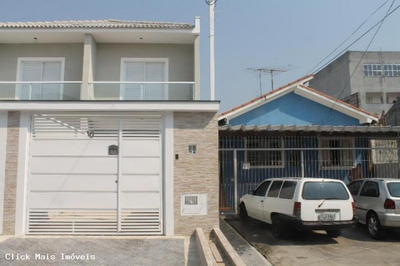 Casa A Venda Em São Paulo, Tucuruvi, 3 Dormitórios, 1 Suíte, 3 Banheiros, 4 Vagas - 1108