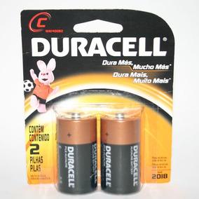 1d46c3e96 Pila Alcalina Duracell C De 1.5 Volts 2 Piezas