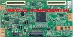 Placa T-con S120apm4c4lv0.4 / T-con Samsung