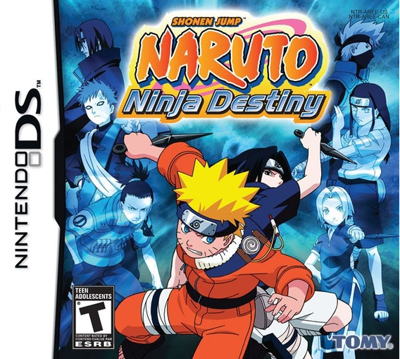 Naruto Ninja Destiny Ds