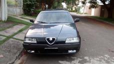 Alfa Romeu 164 12v Antigo Colecionador Novo Demais