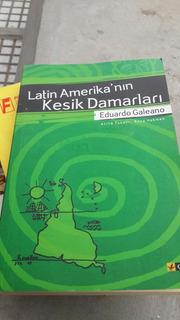 Las Venas Abiertas De America Latina, Eduardo Galeano En Tur