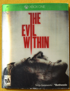 The Evil Within Xbox One Pm